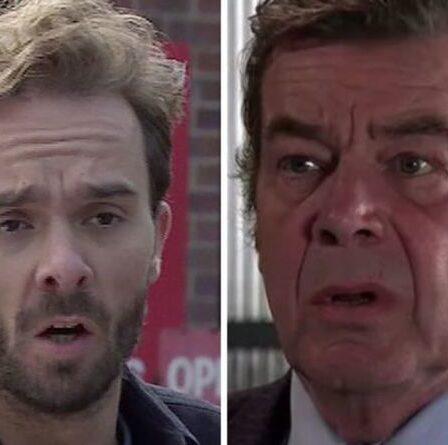 La sortie de Coronation Street alors que David Platt admet qu'il est responsable de la mort de Johnny ?