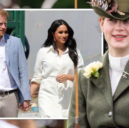 Lady Louise pourrait créer un nouveau précédent royal que les enfants de Harry et Meghan pourraient suivre