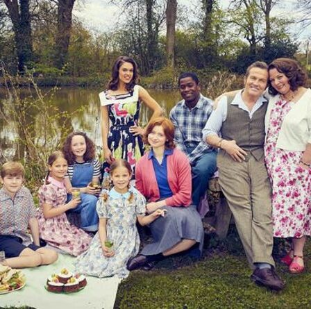 Le casting de Larkins: qui est dans le drame Darling Buds of May?