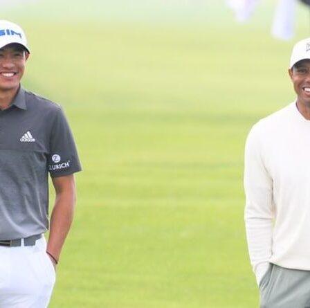 Le début de carrière dominant de Collin Morikawa a des nuances de l'émergence étonnante de Tiger Woods