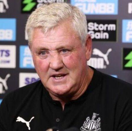 Le furieux Steve Bruce explose contre les journalistes à propos des histoires de licenciement de Newcastle après la prise de contrôle