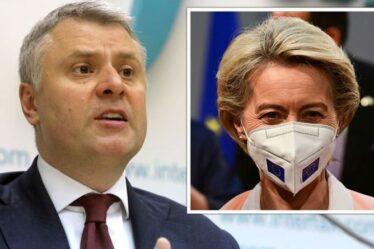 Le patron de l'énergie ukrainien offre une solution « facile » au Royaume-Uni pour sortir de la crise gazière de l'UE : « Peut commencer demain !