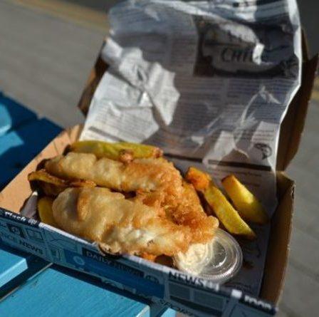 """Le poisson et les frites pourraient être hors menu alors que la morue britannique est au bord de l'extinction: """"Le plus bas de l'histoire"""""""
