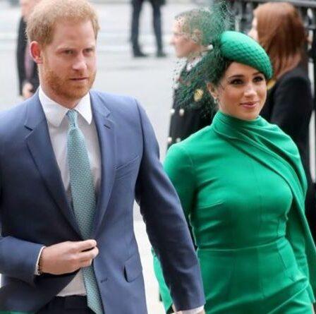 """Le prince Harry a dirigé les décisions du Megxit malgré le fait que Meghan soit le """"catalyseur"""" """"Image très claire"""""""