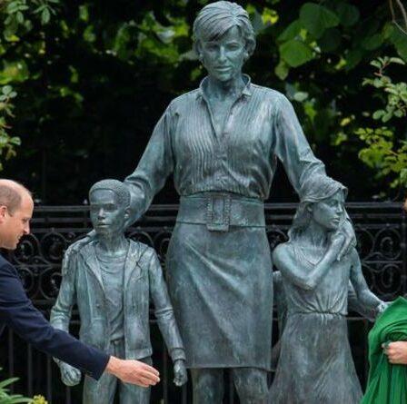 """Le prince Harry contournera l'événement William pour """"contacter"""" personnellement les donateurs de la statue de Diana"""