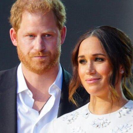 Le prince Harry et Meghan Markle ont averti leurs amis célèbres de se détourner du couple