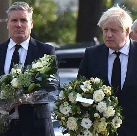 """""""Le terrorisme ne gagnera pas"""" Les députés travaillistes et conservateurs mettent de côté la rivalité pour Sir David Amess"""