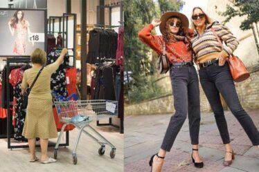 Les acheteurs sont obsédés par les nouveaux jeans en denim Tesco F&F - et ils ne coûtent que 16 £
