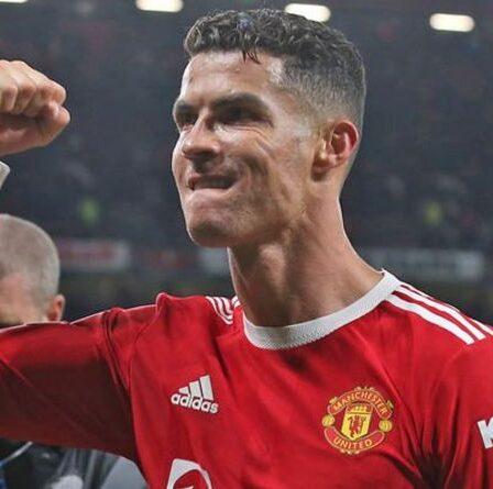 Les commentaires passionnés de Cristiano Ronaldo après le rassemblement de Man Utd pour battre l'Atalanta
