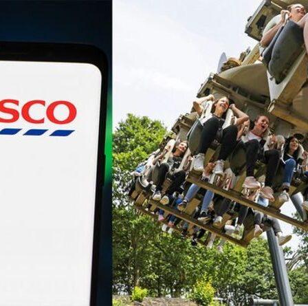 Les détenteurs de la Tesco Clubcard peuvent réaliser des économies sur les parcs à thème et les sorties avec les partenaires de récompense