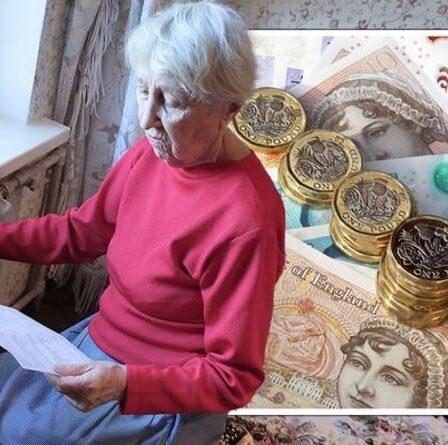 Les prix augmentent EN DIRECT: les couples à la retraite font face à une augmentation du coût de la vie de 1 100 £ CETTE ANNÉE