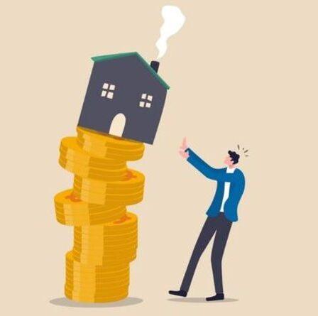 Les prix des logements craignent alors que les taux hypothécaires augmentent – «hiver de mécontentement» pour le marché immobilier