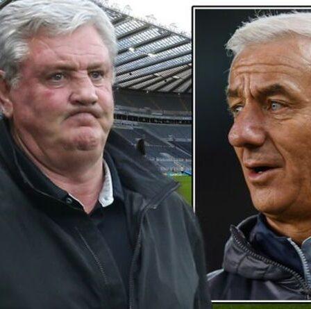 """Les propriétaires de Newcastle ne peuvent pas licencier Steve Bruce parce qu'ils """"ont besoin"""" de lui pour éviter la relégation"""