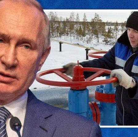 L'état d'urgence aux portes de l'UE alors que la Russie coupe l'approvisionnement en gaz