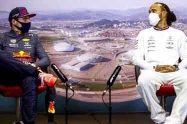 Lewis Hamilton et Max Verstappen, jeux d'esprit et modes de vie analysés par David Coulthard