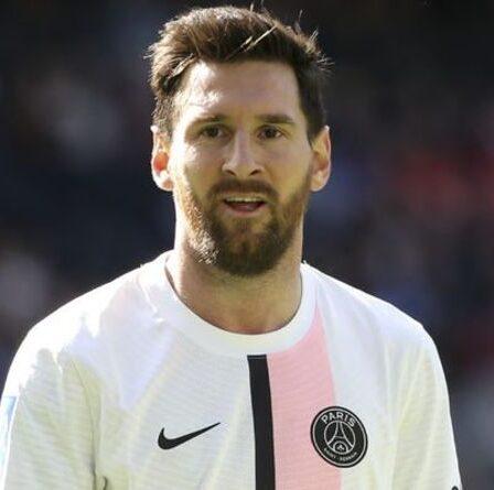 Lionel Messi fait une déclaration en quatre mots sur le mouvement du PSG dans une fouille claire à Barcelone en difficulté