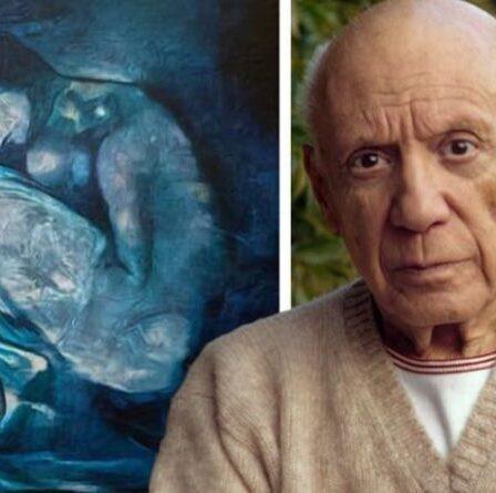 L'œuvre cachée de Picasso découverte alors que les scientifiques utilisent une technologie révolutionnaire sur la peinture