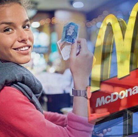 McDonald's dévoile un nouveau hack pour gagner de l'argent – les Britanniques peuvent obtenir jusqu'à 10 000 £