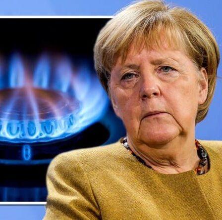 """Merkel indignée alors que l'Allemagne """" s'approvisionne en gaz destiné au Royaume-Uni """" après avoir plongé l'Europe dans la crise"""