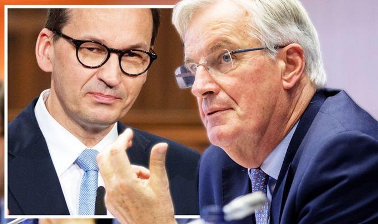 """Michel Barnier s'en prend à la Pologne : """"Voulez-vous rester dans l'UE ou pas ?"""""""
