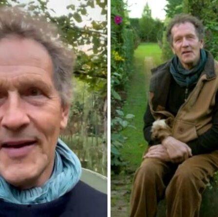 Monty Don quitte les fans de Gardeners 'World émus par un adieu profond