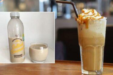 """""""Ne jamais revenir en arrière"""": un initié de M&S partage un moyen facile de préparer un latte au caramel salé à la maison"""