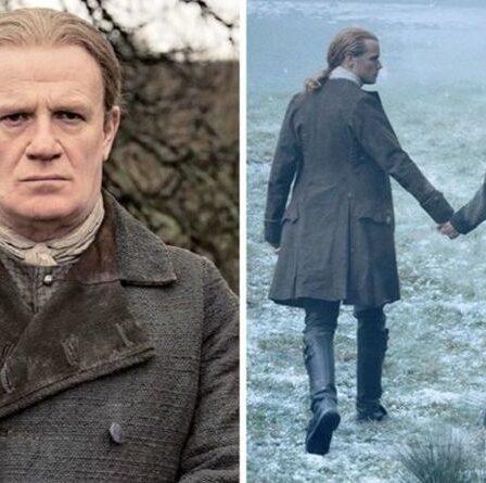 Outlander saison 6 : La relation de Jamie Fraser et Claire détruite par Tom Christie ?