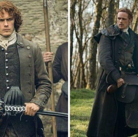 """Outlander saison 6: la star de Jamie Fraser taquine la tension """"Ridge n'est pas un endroit heureux"""""""