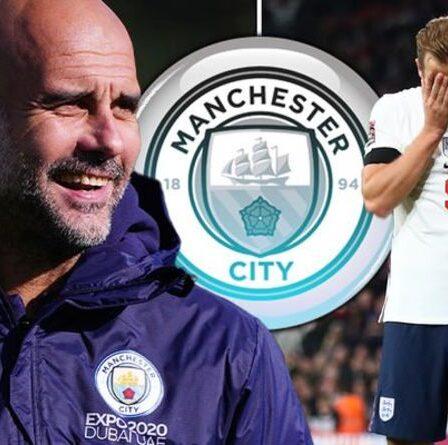 Pep Guardiola a prouvé qu'il avait raison de ne pas payer les frais énormes de Harry Kane après un affichage lamentable en Angleterre