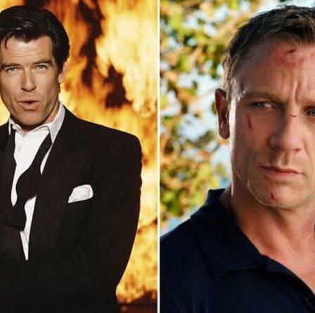 """Pierce Brosnan """" combattra """" Daniel Craig pour un rôle potentiel dans Bond """" N'a aucune chance ! """""""