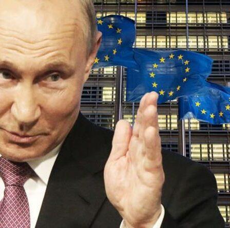 Poutine fait demi-tour : la Russie fait échec à l'UE et fait monter en flèche les prix du gaz