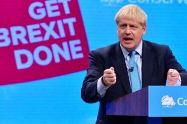 Quand Boris Johnson convoquera les prochaines élections générales britanniques dans la bataille contre Keir du Labour