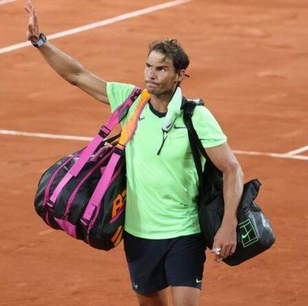 """Rafael Nadal ne sait pas quand il rejouera mais refuse de divulguer ses """"objectifs"""" à son retour"""
