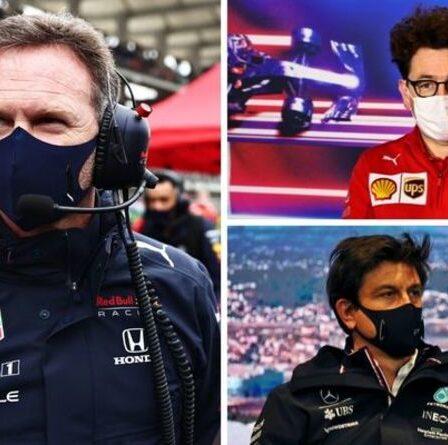 Red Bull a averti d'être «plus préoccupé» par Ferrari malgré la bataille pour le titre de Lewis Hamilton