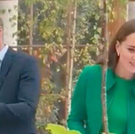 Regarde au loin, Harry et Meghan !  Kate et William sur la scène des Sussex avec une autre sortie « audacieuse »