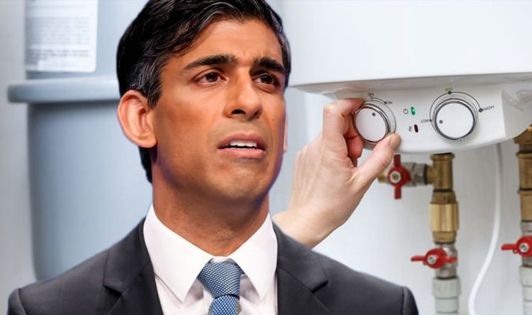 """Rishi a dit de supprimer la TVA de l'UE sur les factures de gaz alors que les Britanniques ont le """"choix entre se chauffer et manger"""""""