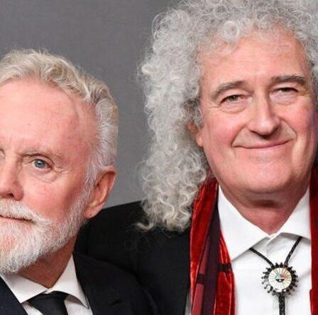 """Roger Taylor sur une nouvelle chanson """"putainment bonne"""" de Queen enregistrée avec Brian May à Nashville"""
