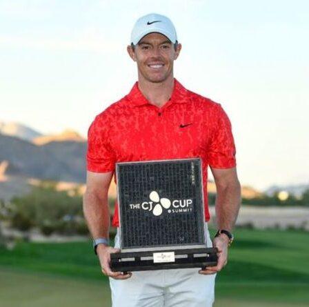 Rory McIlroy remporte le 20e titre historique de la PGA avec une victoire à la CJ Cup à Las Vegas