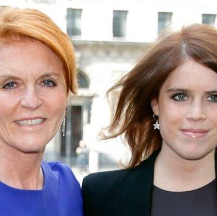 Sarah Ferguson laisse échapper un surnom adorable pour la princesse Eugénie alors qu'elle marque une étape importante