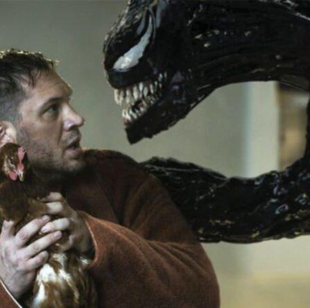 Scène de générique de fin de Venom 2 – Le patron de Marvel s'exprime sur cet incroyable moment Tom Hardy