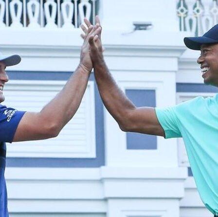 Tiger Woods est qualifié de « nerd » alors que Bryson DeChambeau se souvient du moment le plus nerveux de sa carrière
