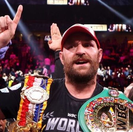 Tyson Fury pourrait avoir une audience avec le pape après la victoire de Deontay Wilder