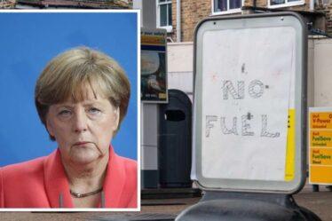 """Un journaliste allemand """"très triste"""" SLAMMED pour avoir exprimé sa """"schadenfreude"""" au Royaume-Uni"""