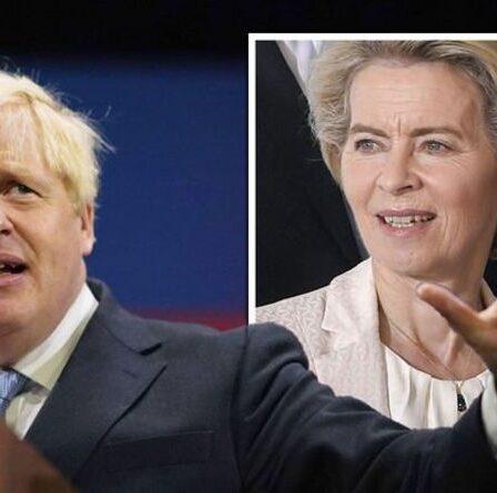 """'Une question de temps!'  L'UE se rapproche de plus en plus d'une """"guerre commerciale"""" avec le Brexit Grande-Bretagne à propos de l'article 16"""