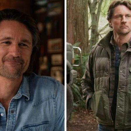 Virgin River saison 4 : Cast interrompt le tournage pour une douce raison dans le clip des coulisses