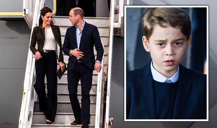 Voyage royal: les Cambridges s'envolent pour un demi-terme - mais pourquoi ne peuvent-ils pas voler ensemble?