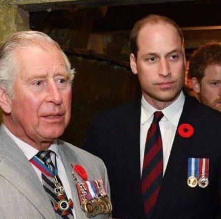 William et Charles exhortés à cesser de «laisser des bombes» car les futurs rois «aliéneront les gens»