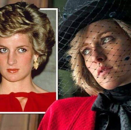 """«William et Harry seront très en colère!»  Le nouveau film de Diana, Spencer, qualifié de """"vraiment cruel"""""""